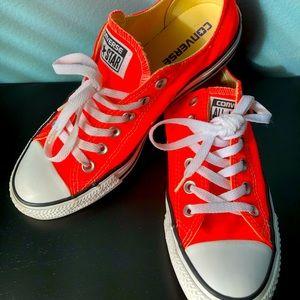 Converse All Stars - Neon Orange